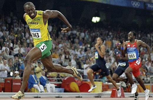 Fastest Bolt (3/3)