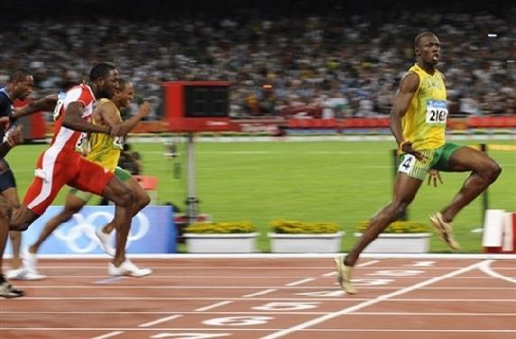 Fastest Bolt (1/3)
