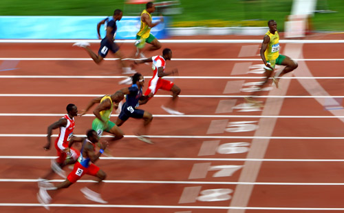 Fastest Bolt (2/3)