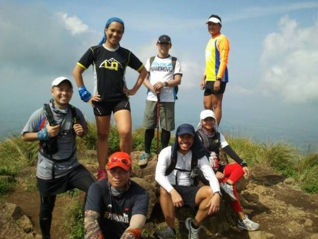Hike at Mount Batulao