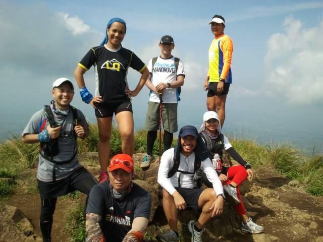 Hike at Mount Batulao