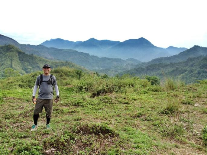 Visit to Tanay Sierra Madre Ranges.